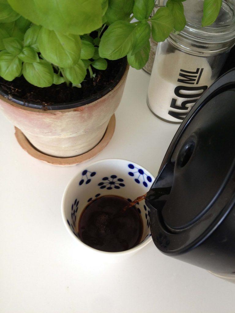 By Steinvig Forkælelses kaffe