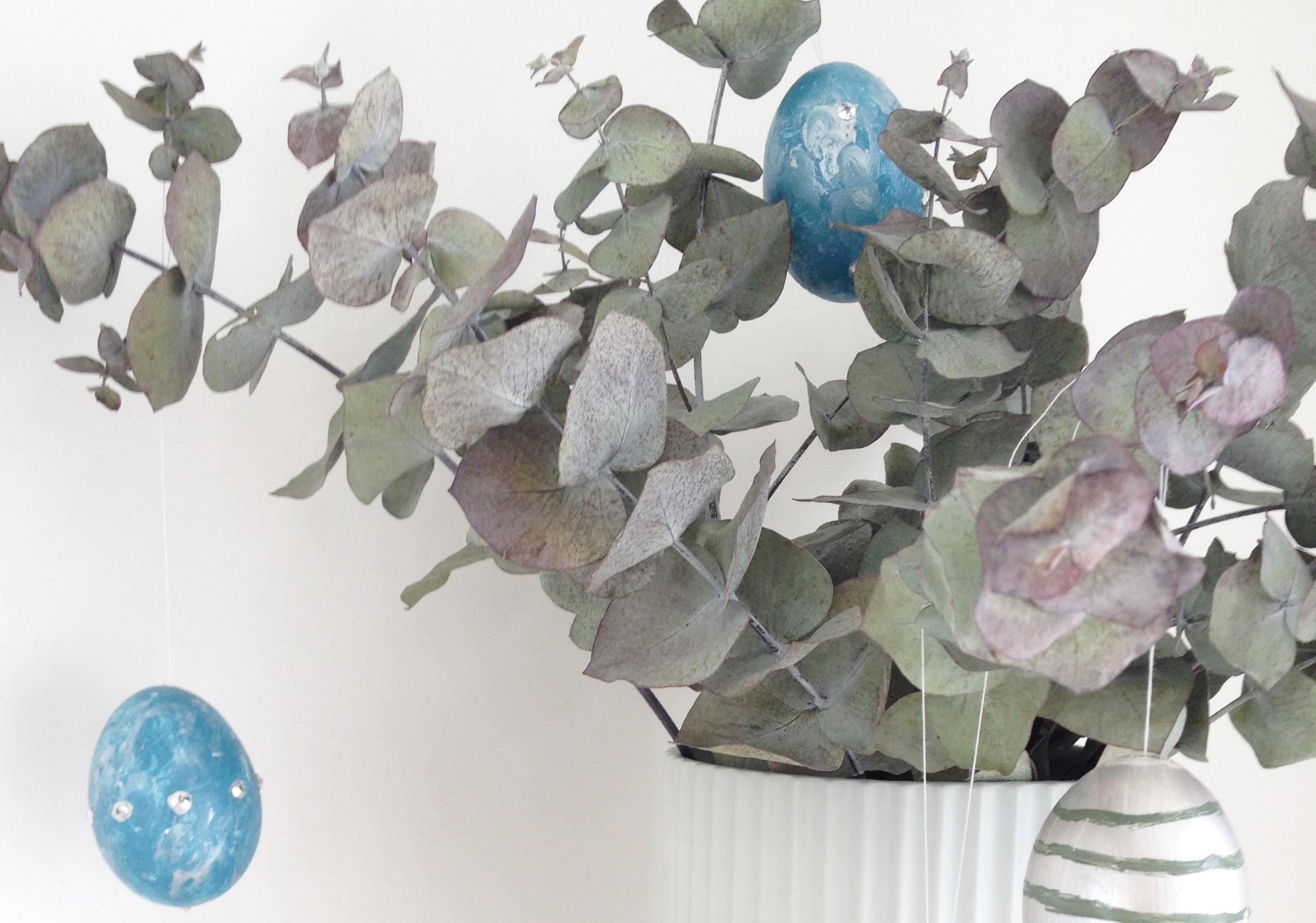 DIY De blågrønne påskeæg (2)