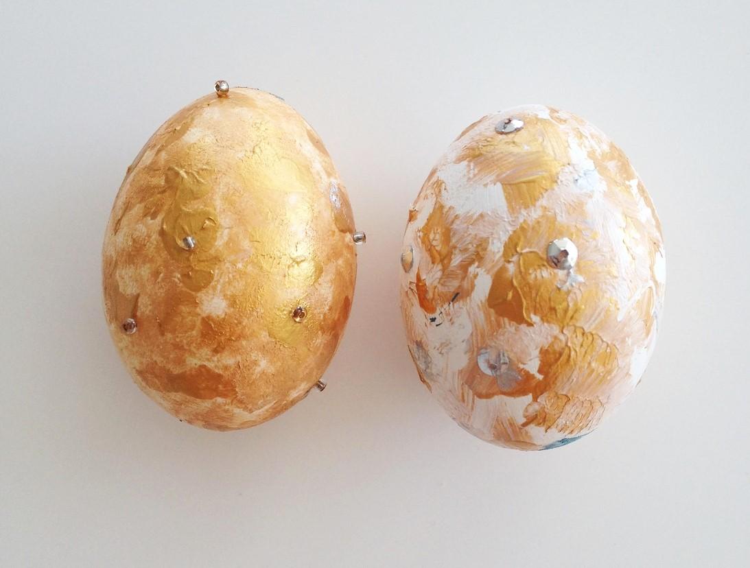 Sennep`s gule æg