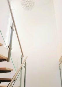 Autentisk indretning ny trappe horsens