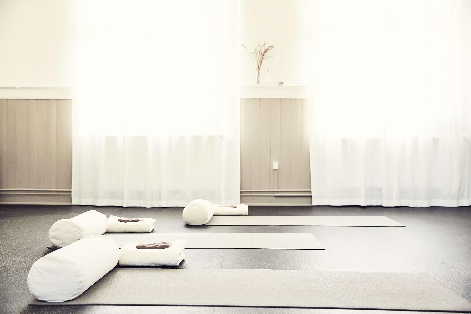 Rum med velvære