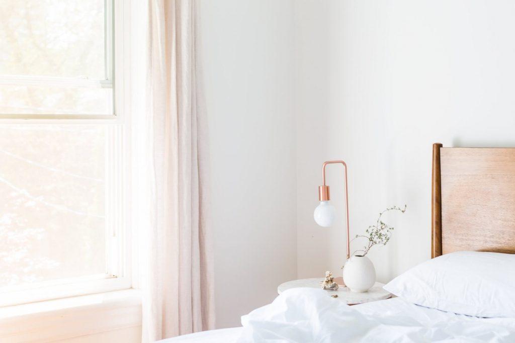 Soveværelse indretning