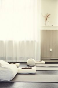 Velkommen til yoga