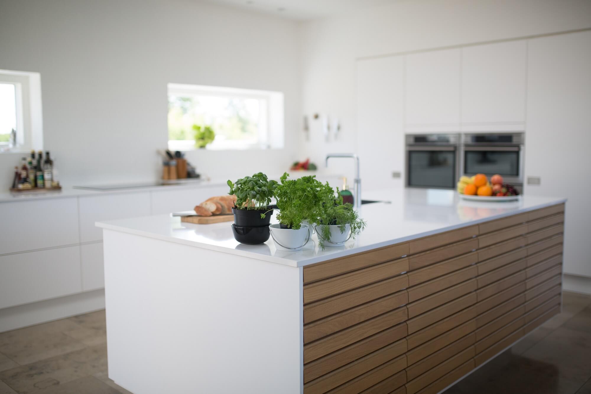 Optimalt boligsalg køkken