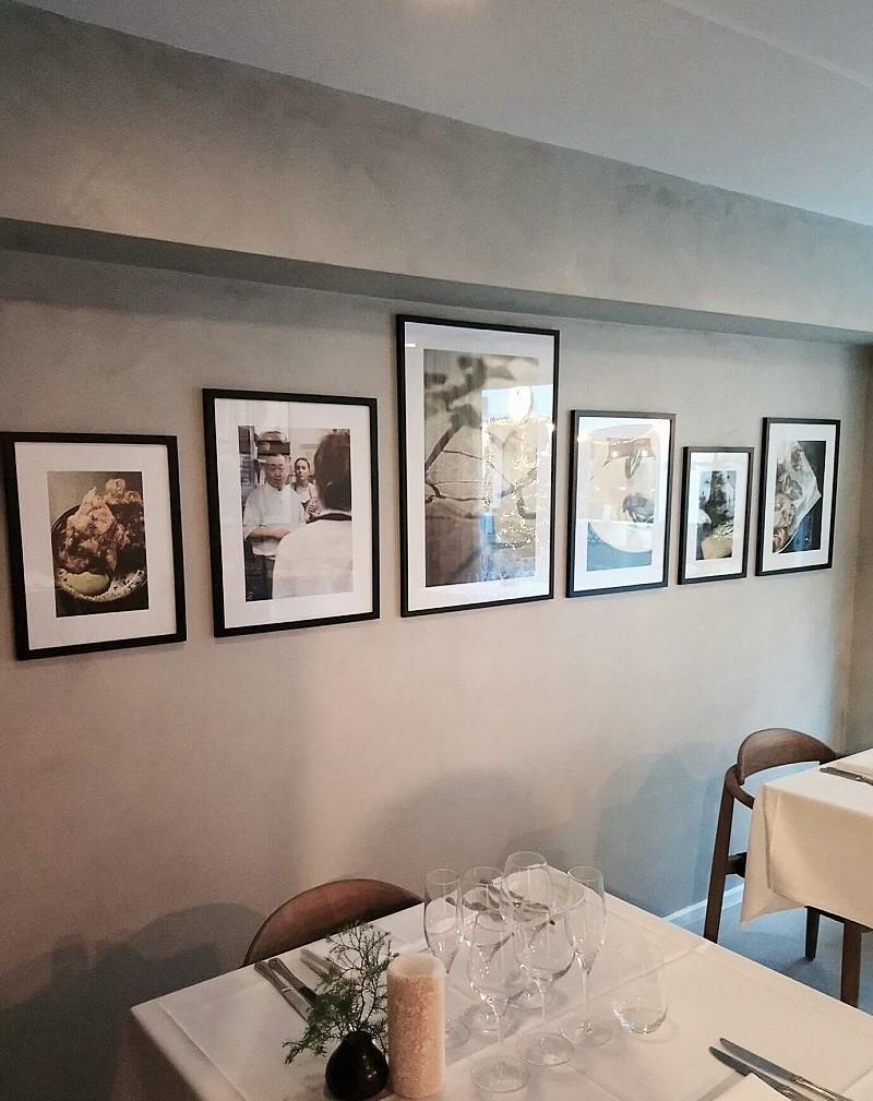 Gourmet restaurant billede styling By Steinvig