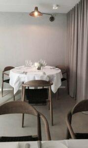 Restaurant sanselig indretning By Steinvig